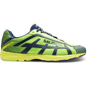 Salming M's Distance D5 Shoes Gecko Green